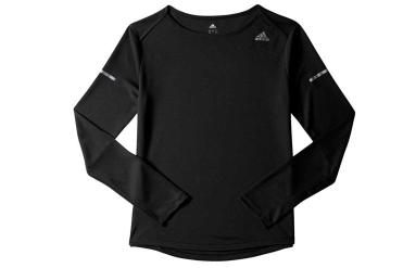 Adidas Sq Run Ls Tee W