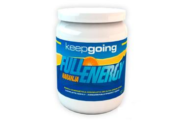 KEEP GOING FULL ENERGY800#SIN DEFINIR