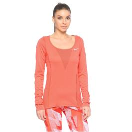 Nike Zonal Cooling Relay Ls W