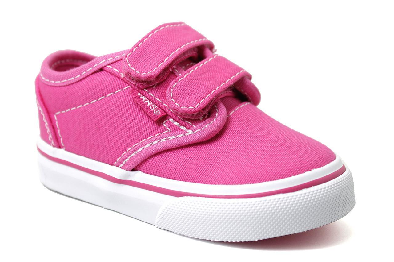 calzado vans niña