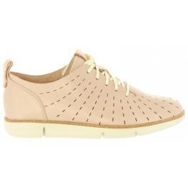 4c457358d6 Zapato plano para mujer Clarks 26132527 Tri Etch Nude Pink Lea Verano 2019