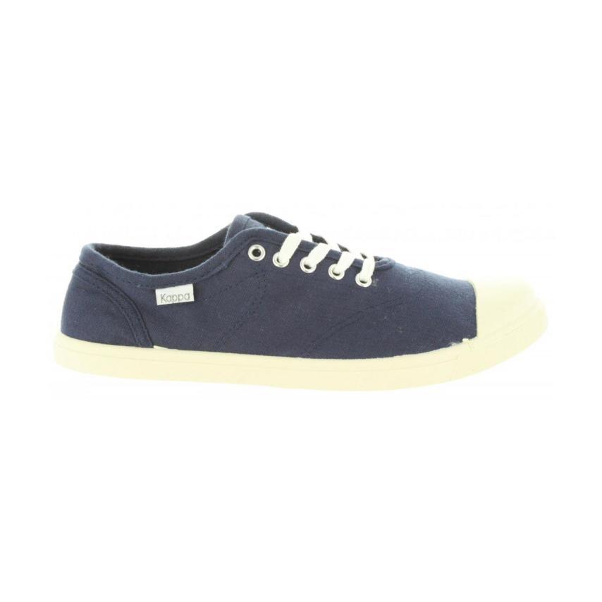 chaussures plates pour femmes Kappa-dg Keysy  bleu Marine