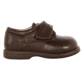 2fecd93d Zapato colegial con velcro Charles By Charles David Ov370004 Brown Verano  2019