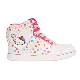 Hello Kitty Chaussures Blanches Pour Enfants aXfrDj33