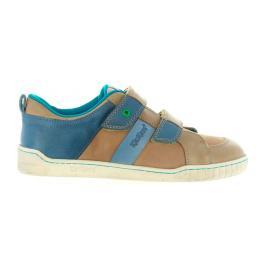 Zapatos De Niño Y Niña Kickers 469380-30 Lylian Bleu Camel Talla 30  24 EU  35 EU Superga 2750-Synlealacej jazGzio