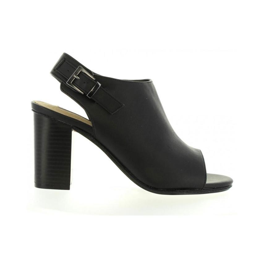 Sandales à la mode pour femmes Mtng- I Brush noir MTNG