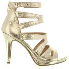 118edfe3a Calzado de moda para mujer Xti 30613 Metalizado Oro Verano 2019