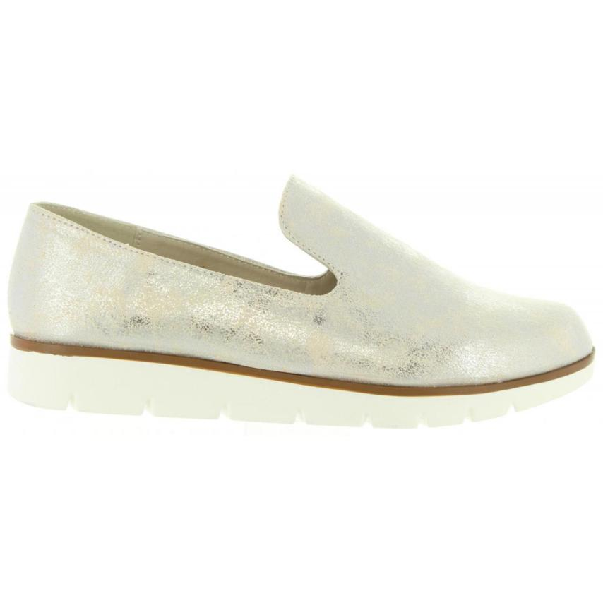 Silver PARA b7200 WAY SLIPPER B719391 MUJER TOP HX67twqxH