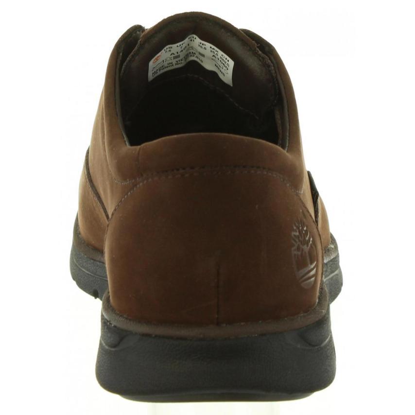 Zapato para Hombre Timberland a14b1 Dark Brown