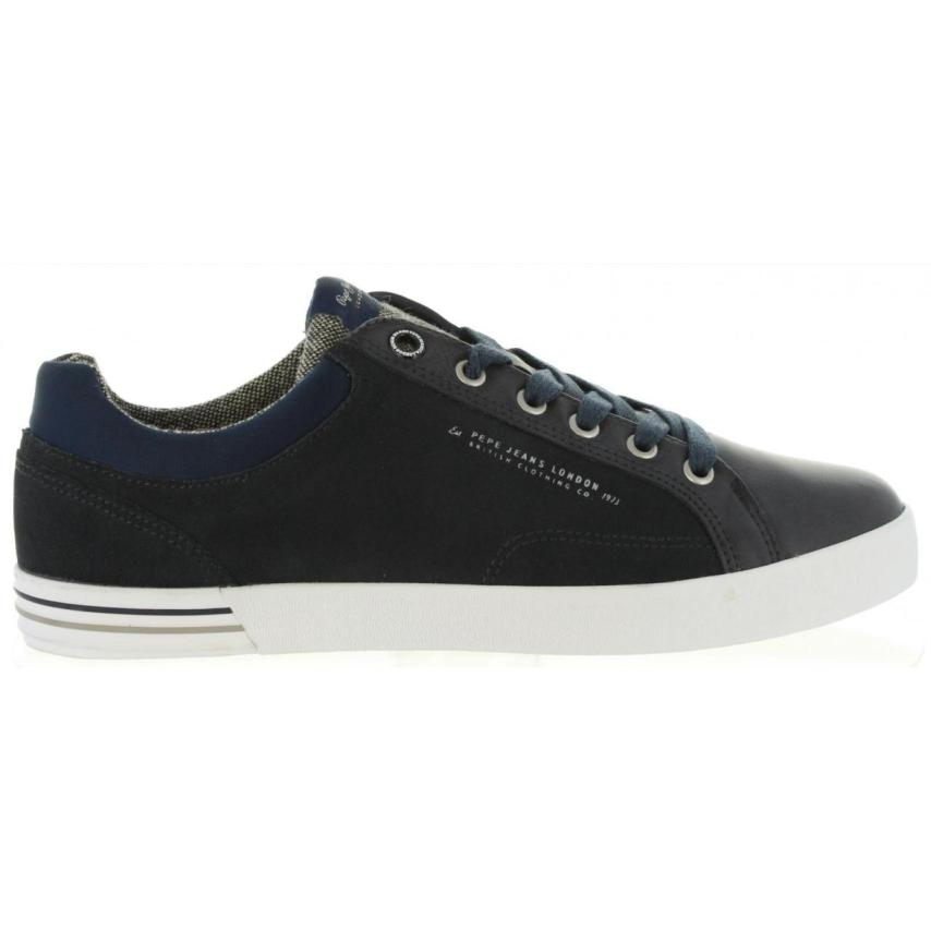 JEANS Pms30384 ZAPATO CASUAL North PARA 585 Marine PEPE HOMBRE ZTw1qdq