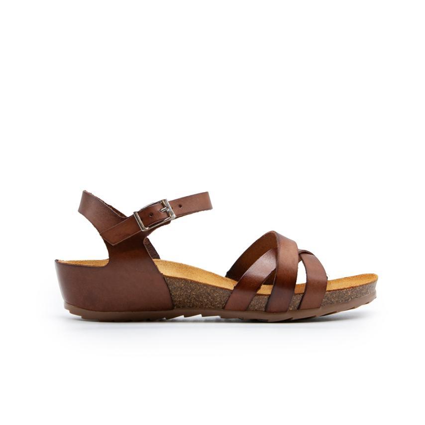 Sandales compensées pour femmes  nuez ZAPSHOP
