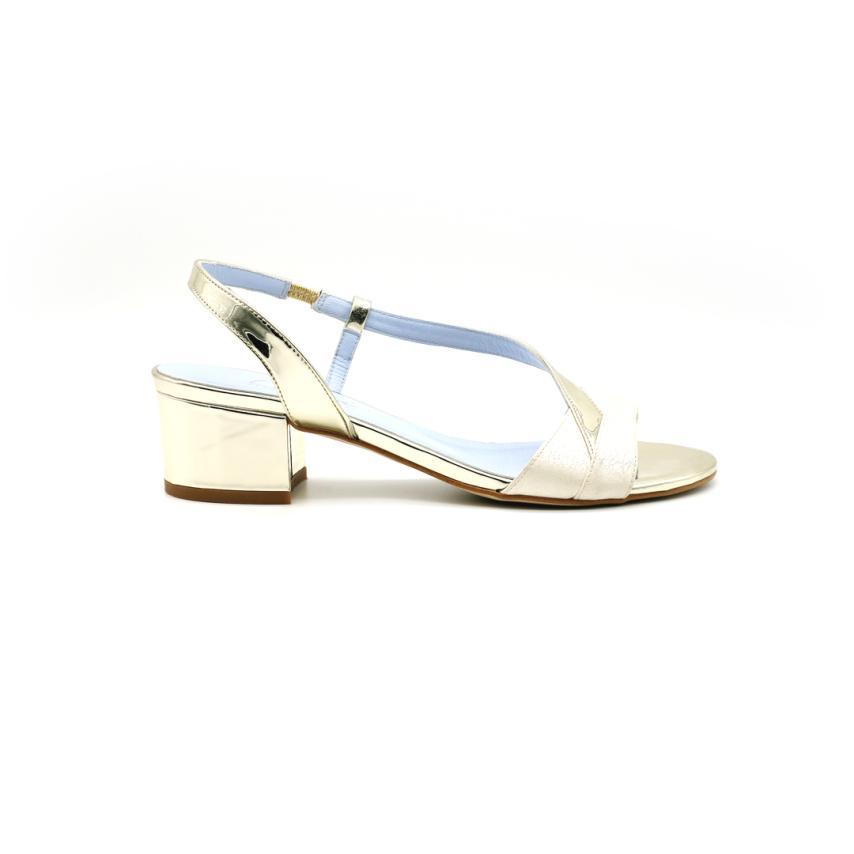 Zapato de fiesta para femmes Civi-giulia_raso_platino CIVI