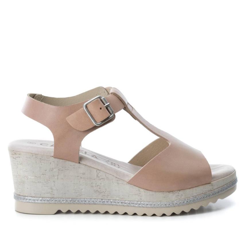 Sandales compensées pour femmes Carmela-