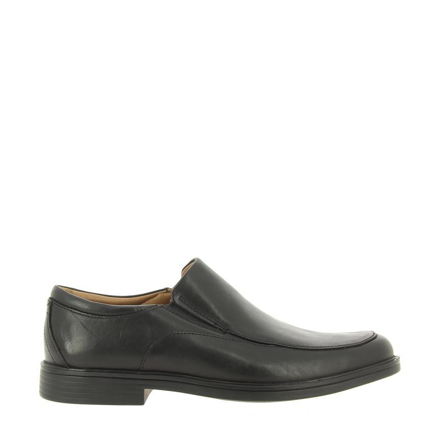 Il più grande centro commerciale e calzature modaLeather nero Clarks | Design lussureggiante  | Maschio/Ragazze Scarpa