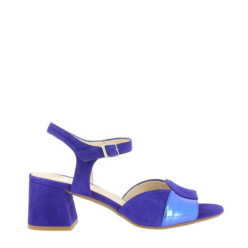 Sandales à la mode pour femmes Ante + Mirror neon Gbbravo