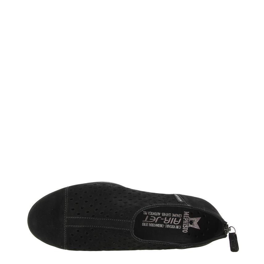 Il più grande centro commerciale e calzature modaNobuck nero nero nero Mephisto | Trasporto Veloce  | Uomo/Donna Scarpa  ea298a