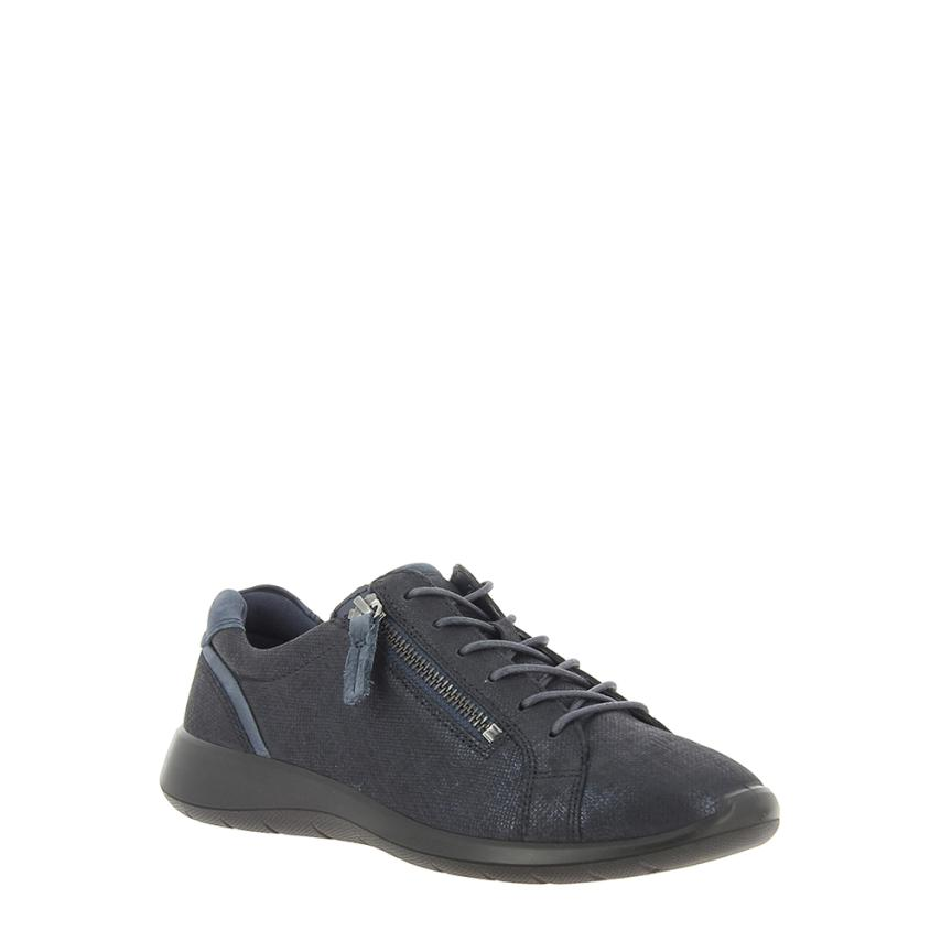Fashion AnywherePiel Metalizada bleu bleu bleu M Ecco f62274
