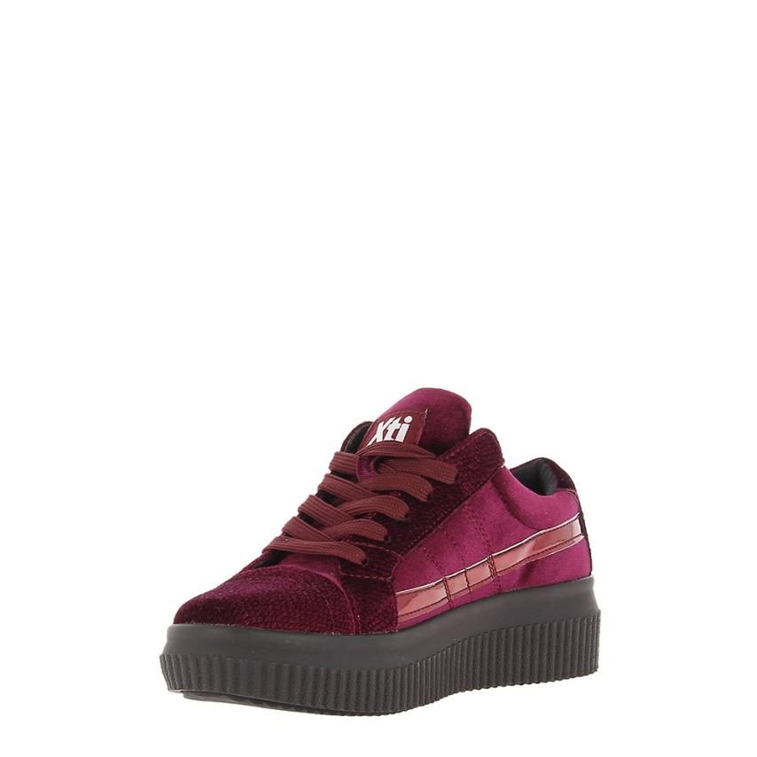 CON ZAPATILLA FOOTWEAR PLATAFORMA 47537 XTI wYxFnEU