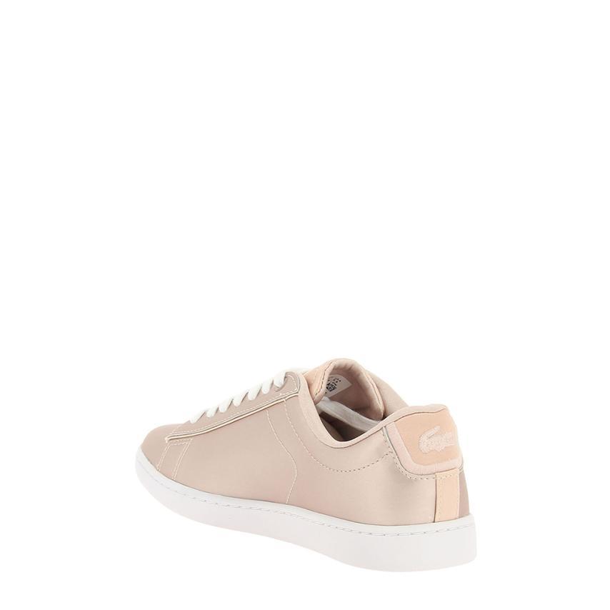 Chaussures plates pour femmes Piel Piel Piel Metalizada#pewter Lacoste f2c0f1