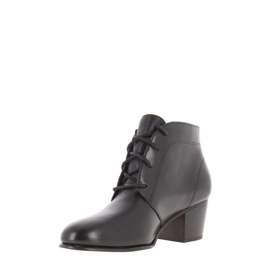Bottines à la mode pour femmes Leather#Noir  Clarks       D'ornement  277e92