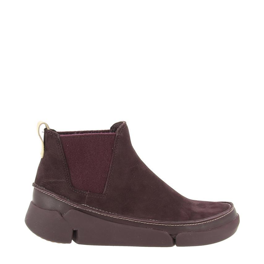 Il più grande centro commerciale e calzature modaNobuck aubergine Clarks | Ben Noto Per Le Sue Belle Qualità  | Scolaro/Signora Scarpa