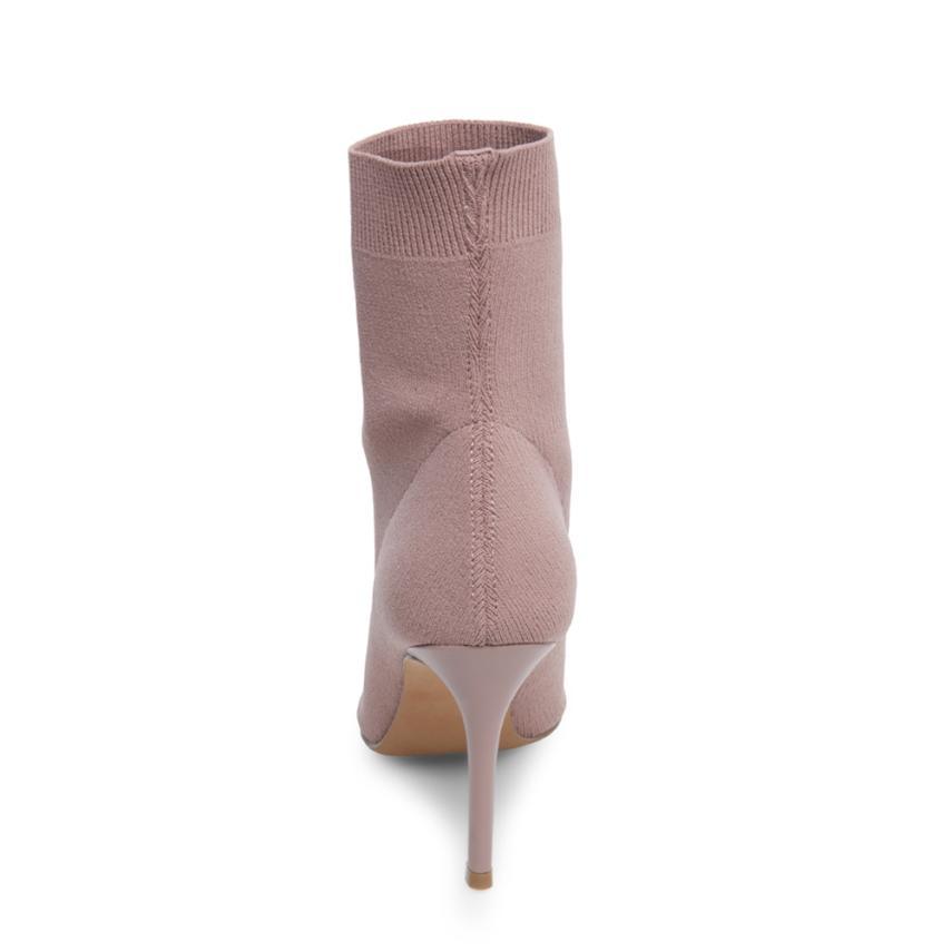 Comparable Sencillez tenaz  Botín de moda para mujer #blush Steve madden