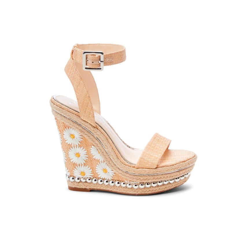 Sandales compensées pour femmes  natural Jessica simpson