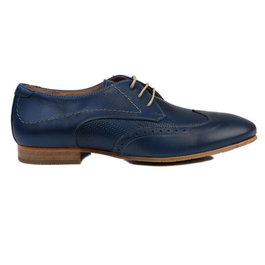 Chaussures à lacets pour femmes Gaucho ocean Gonzalo