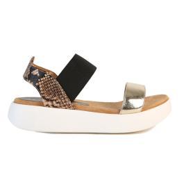 43e40c5e36e Sandalia de plataforma para mujer Unisa Brindi me Verano 2019