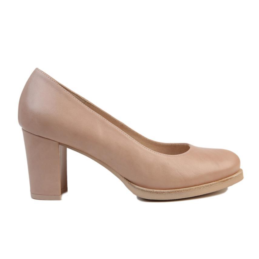 Chaussures pour femme Boston nude Gadea
