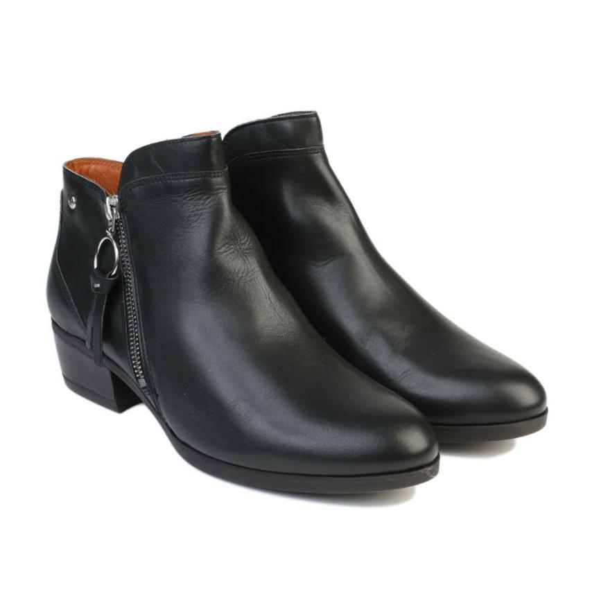 853b0a la à mode Noir à femmes Pikolinos Daroca pour Bottines 5wzxaFgqF