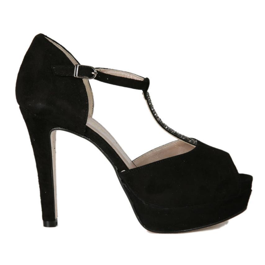 Il più grande centro commerciale e calzature modaAnte modaAnte modaAnte nero Strover | Moderno Ed Elegante Nella Moda  | Uomini/Donne Scarpa  3e39a9