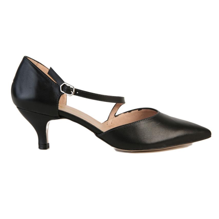 chaussures pour femme Seta Horma noir Strover