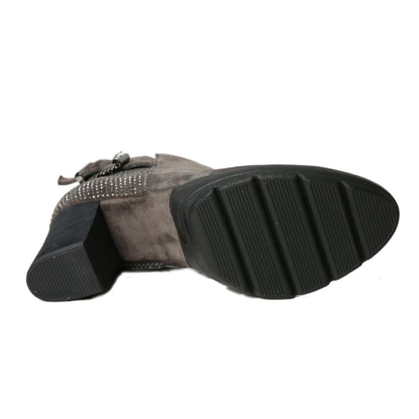 Il più grande centro commerciale commerciale commerciale e calzature modaCrosta grigio Alma En Pena | Fine Anno Vendita Speciale  | Uomo/Donne Scarpa  e159f0