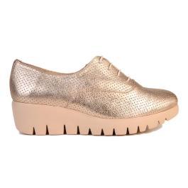 4815e3c93 Zapato de plataforma para mujer Wonders C-3372 Verano 2019
