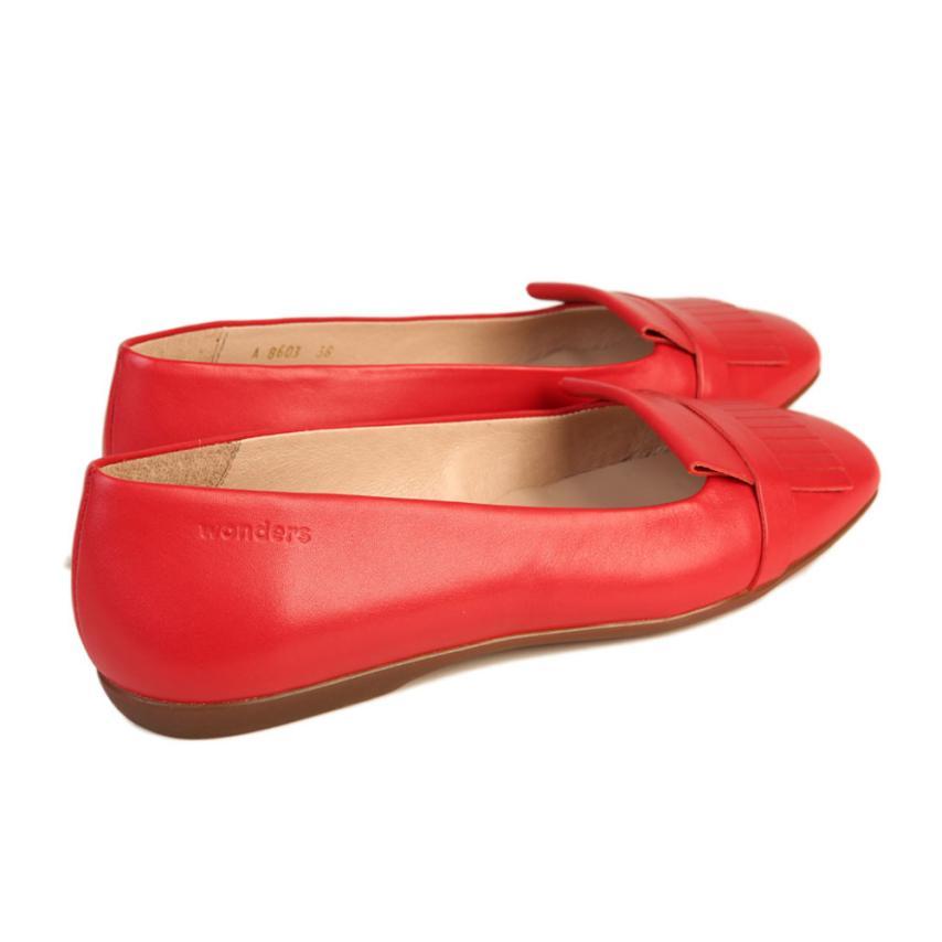 79945bc0 Zapato plano para mujer Iseo#rojo Wonders
