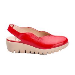 965cc4a889629 Zapato de cuña para mujer Wonders C-33161 Verano 2019