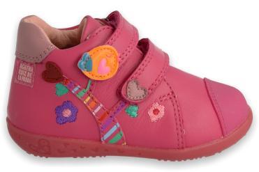 e511ba845 Zapato infantil Agatha Ruiz De La Prada Kids 161902b Invierno 2016