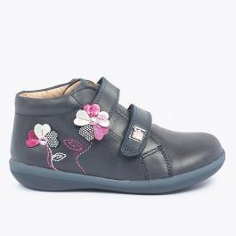 89c6a866 Zapato de Velcro infantil Garvalin 171403b Invierno 2019