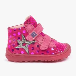 70eb0650a Zapato Colegial Infantil con Velcro Agatha Ruiz De La Prada Kids 171910b  Invierno 2019