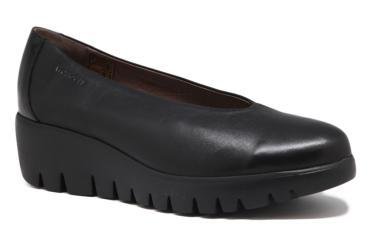 2da44f4e929 Zapato de cuña para mujer Wonders C33100-wonders Invierno 2019