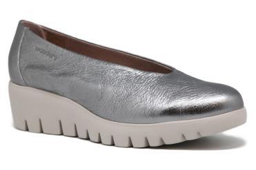 f5964bed90e Zapato de cuña para mujer Wonders C33110-wonders Verano 2018