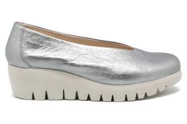 8f24f0299b4 Zapato de cuña para mujer Wonders C33150-wonders Verano 2019