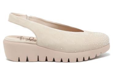 0860e734bb Zapato de cuña para mujer Wonders C33151-wonders Verano 2019