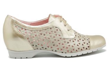 989685ffe23 Zapato con cordones para mujer Pitillos 3911-pitillos Verano 2019