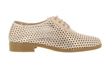 1f20974e29d Zapato con cordones para mujer Silvia Hernandez 3920 Verano 2019