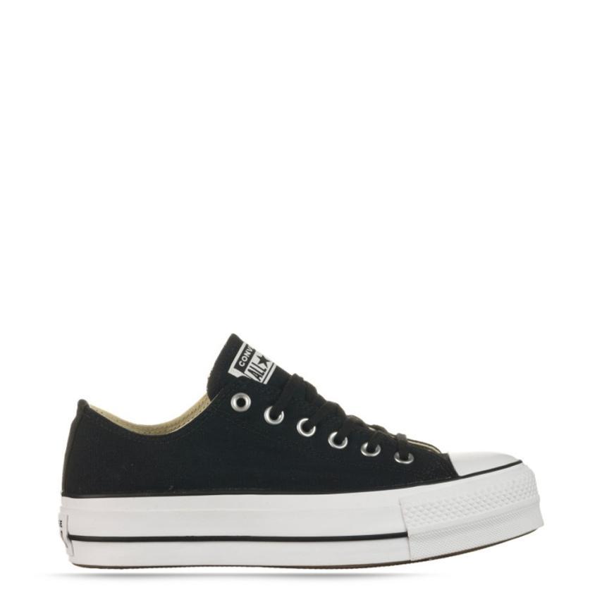 Chaussures plates pour femmes  noir() Converse