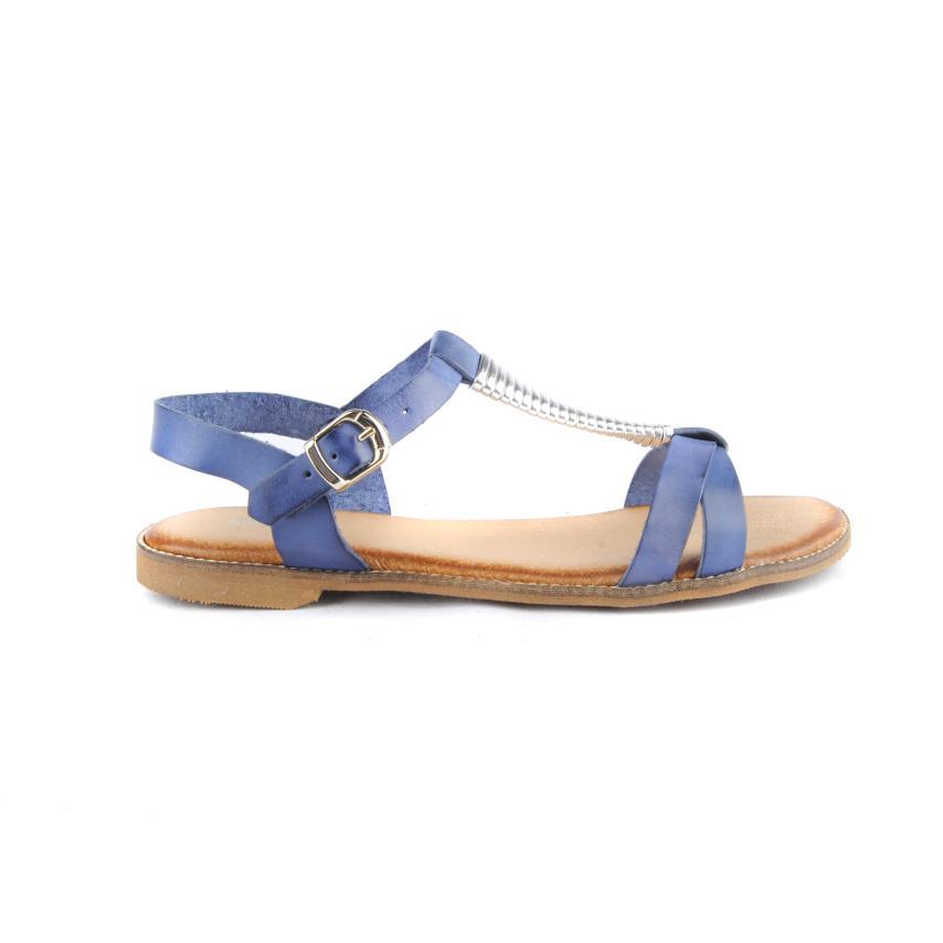 Sandalias Mujer Planas -  Sotoalto Jeans Mujer Sandalias No Aplica Oriente 8795744 149e03