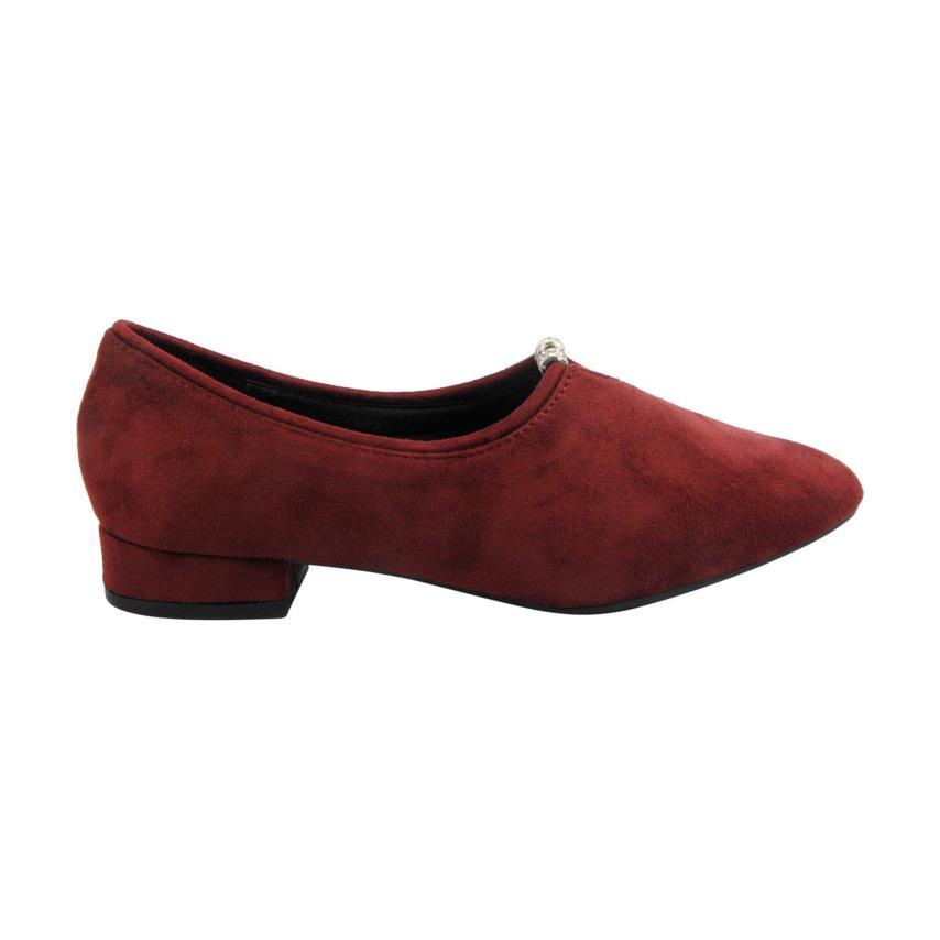 Zapato plano para femmes SunCouleur-venencia